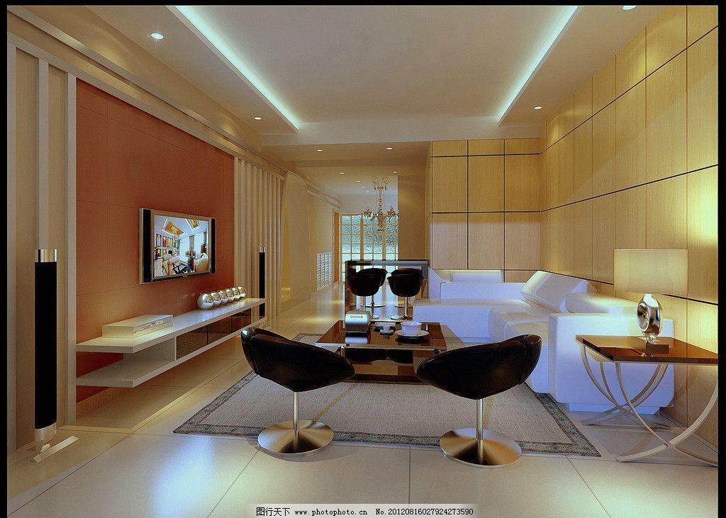 客厅 装修效果图 家装 房屋 室内 房屋装修 装饰 简约风格 沙发
