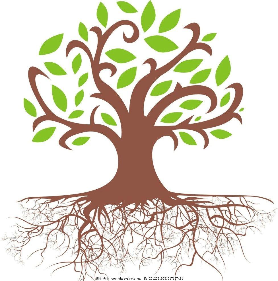 朝气蓬勃的树 树 企业背景墙 员工风采 背景墙 公司背景墙 树木树叶 生物世界 矢量 CDR 其他设计 广告设计