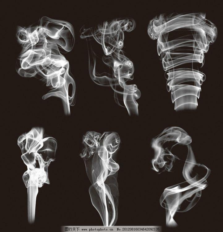 烟雾笔刷 烟雾 透明 笔刷 其他笔刷 ps笔刷 源文件 sbr图片
