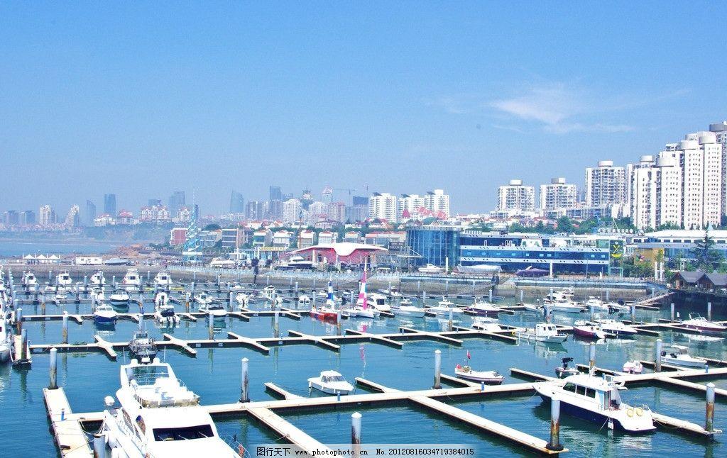 青岛私家游艇图片