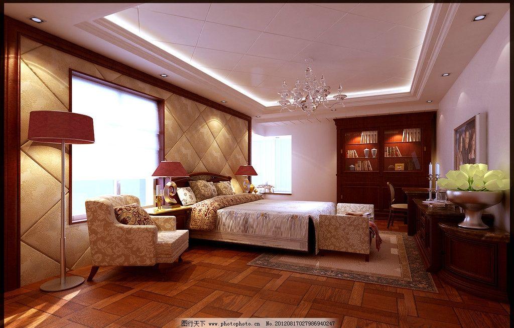 卧室 装修效果图图片