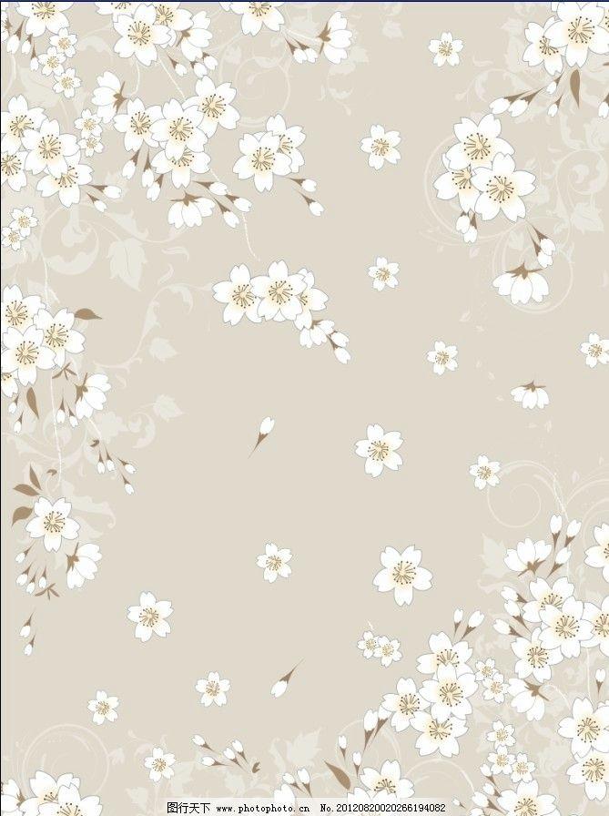 日系樱花图片