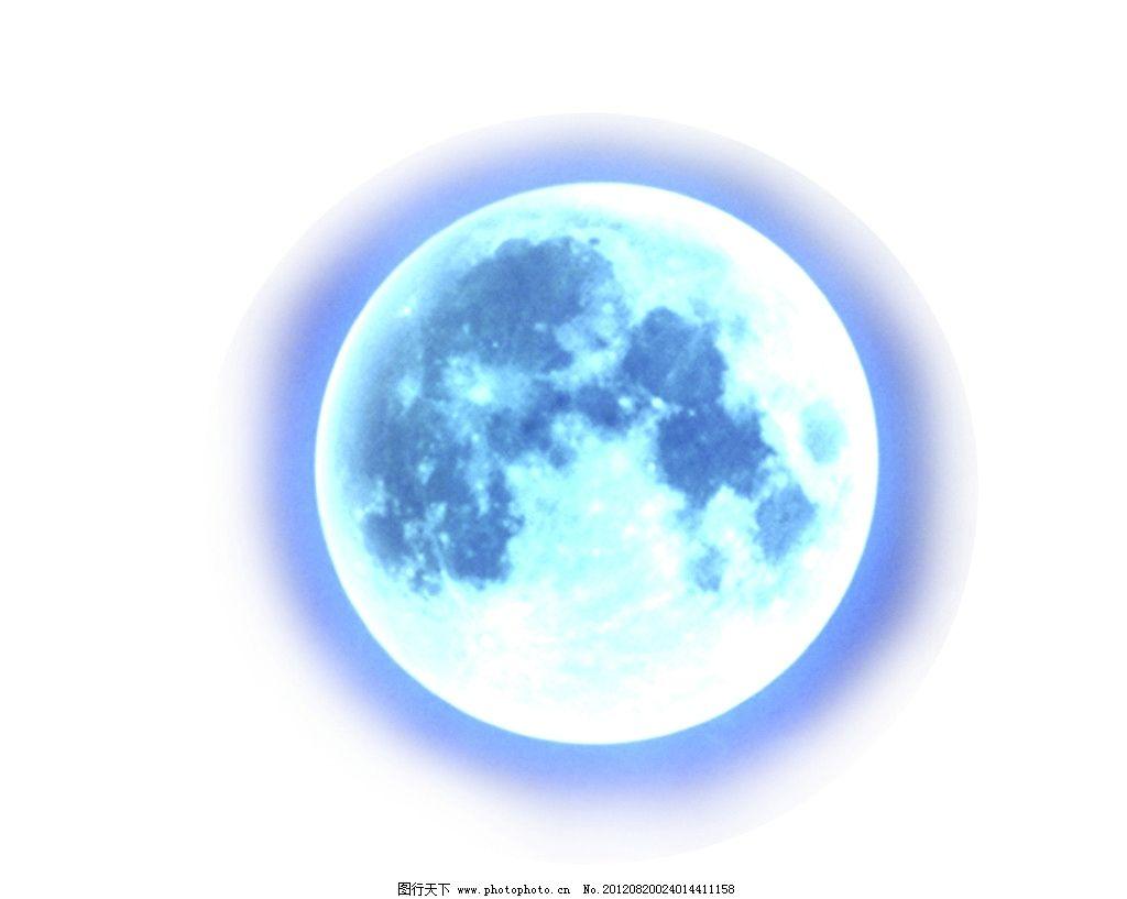 设计素材 月亮图片