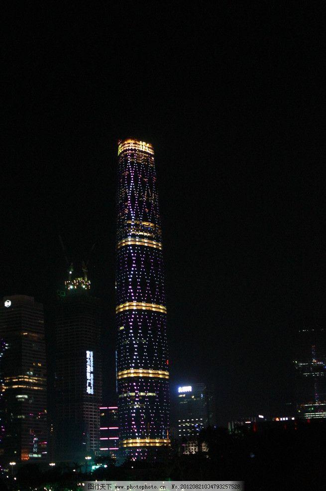 海心沙西塔大楼图片