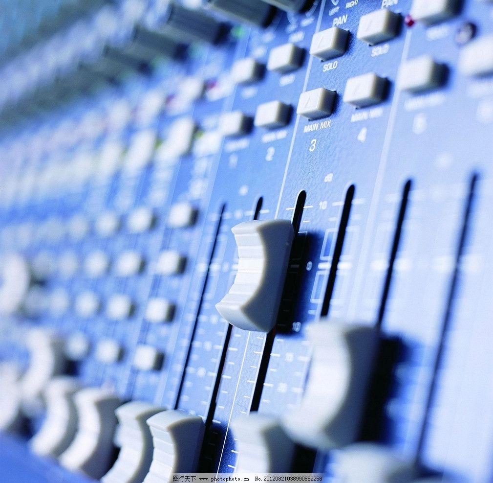 5532 多路调音电路图