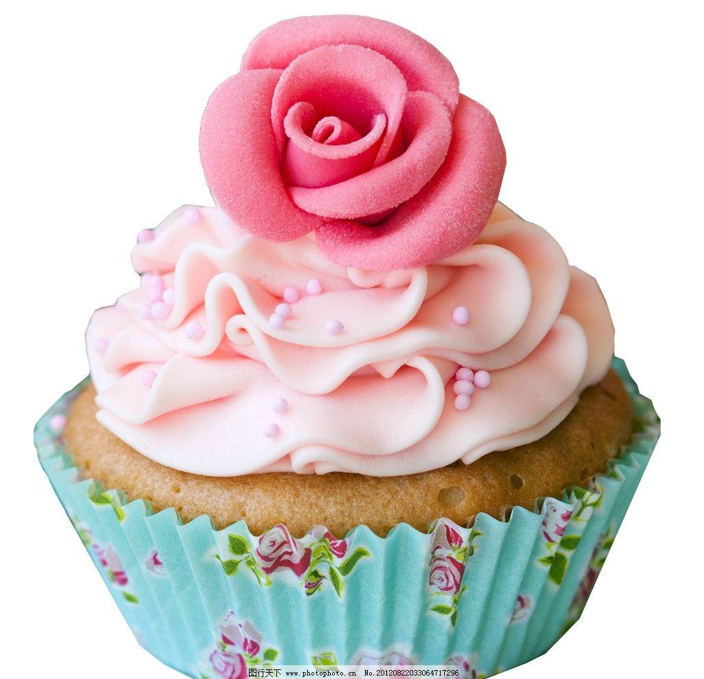 纸杯蛋糕图片