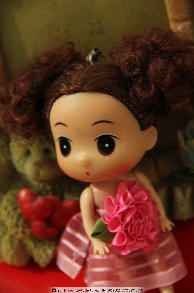 迷糊娃娃 冬己 娃娃 可爱 韩国 静物摄影 娱乐休闲 生活百科 摄影 72