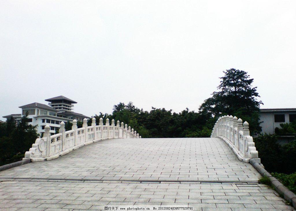 大理石桥白桥图片