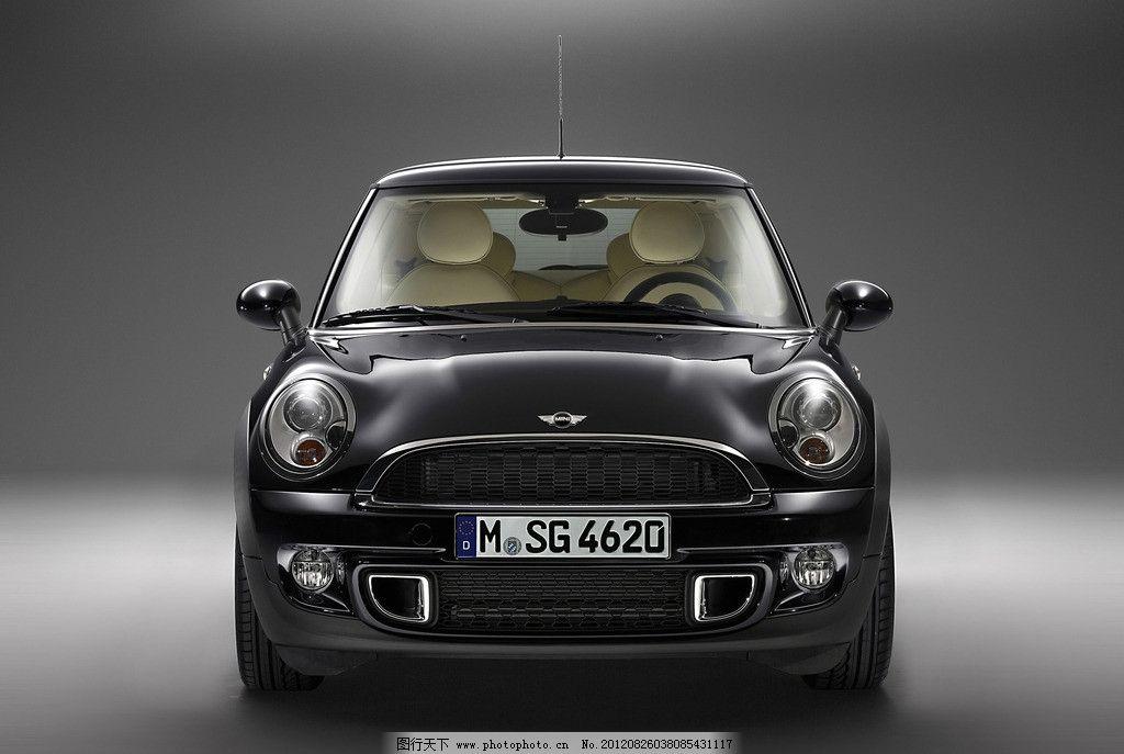 宝马mini 迷你小车 迷你汽车 两厢车 高端车 小钢炮 高清图