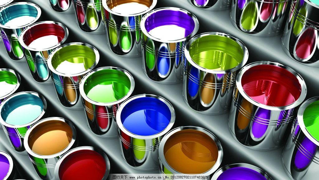 油漆 油漆桶设计图片