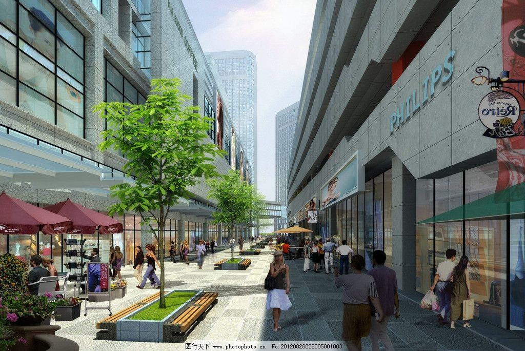 江西/商业街道图片