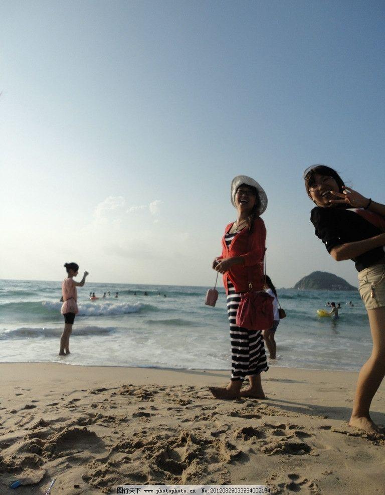 南澳日出 南澳 日出 美女 海边 海浪 沙滩 国内旅游 旅游摄影 摄影 72