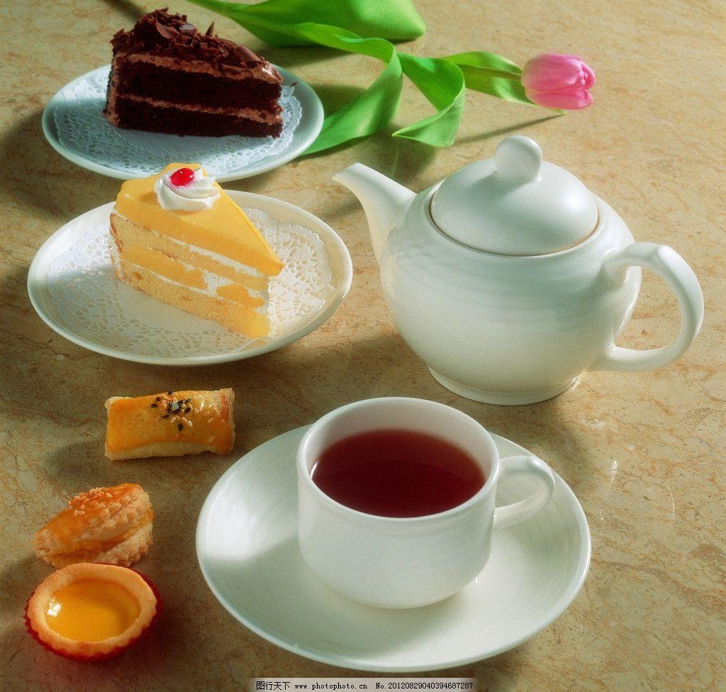 蛋糕 茶点图片_西餐美食_餐饮美食_图行天下图库