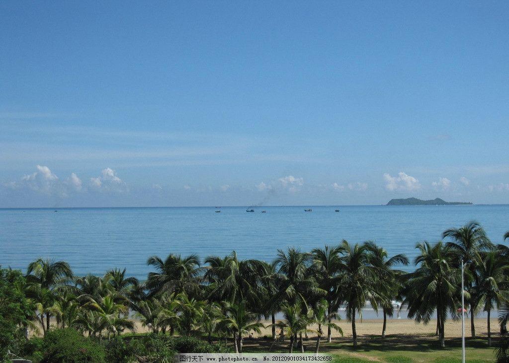 蓝天白云大海 浩瀚大海 大海 蓝天 白云 海水 海边 自然风景 自然景观