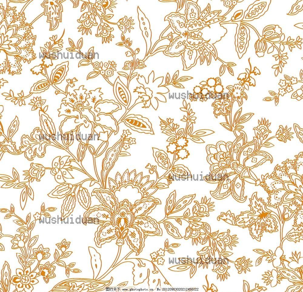 清晰位图欧式古典花纹(下载没水印)图片