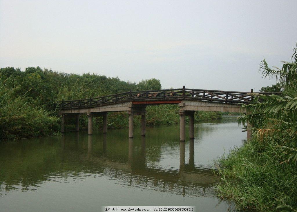 千岛湖珍珠半岛木桥
