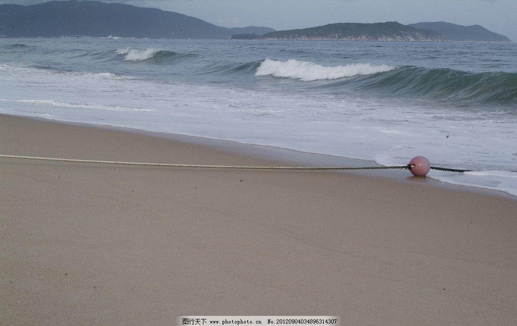 海滩 海浪 沙滩 海边 海洋 自然风景 自然景观 摄影 72dpi jpg