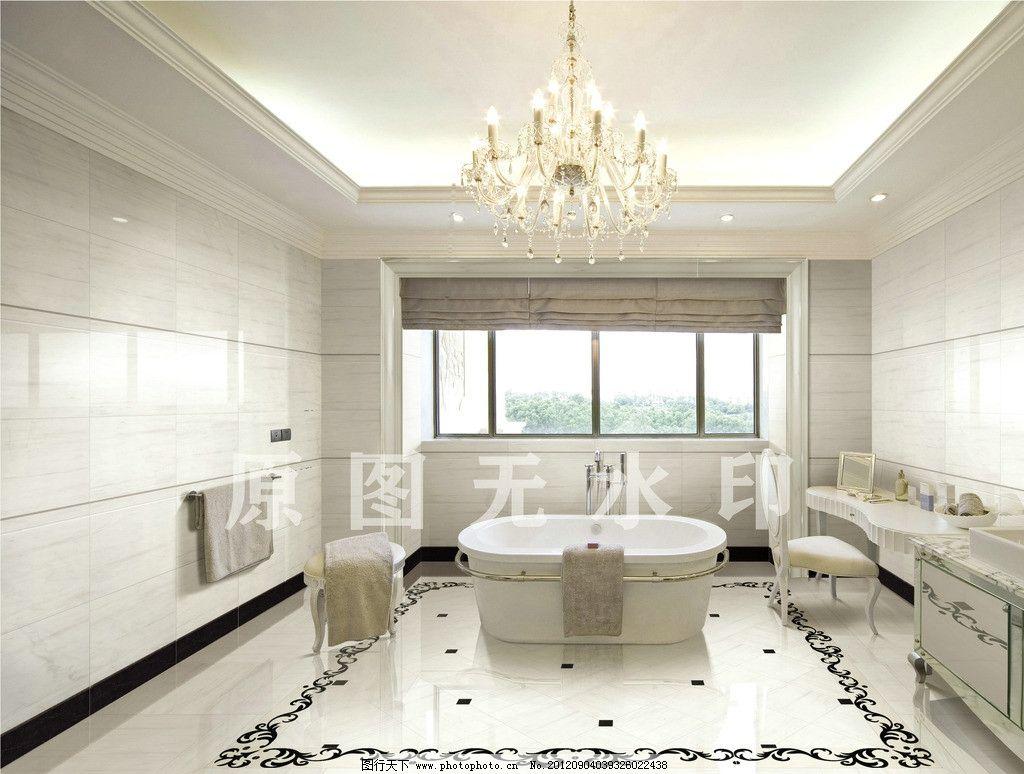 洗手间 酒店 大堂 别墅 豪华 欧式 室内装修 卫生间 大厅 石材