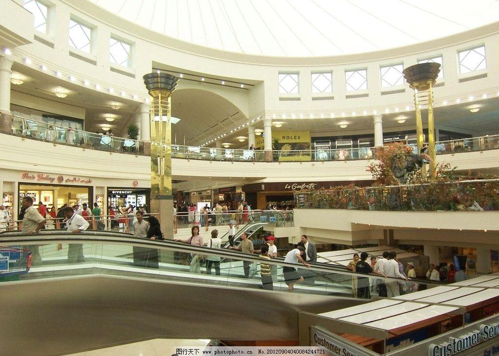 商场外部景观快题设计