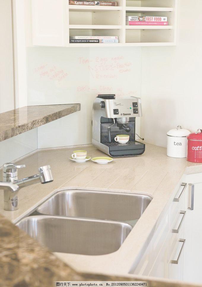 厨房卫浴图片_室内设计_装饰素材_图行天下图库