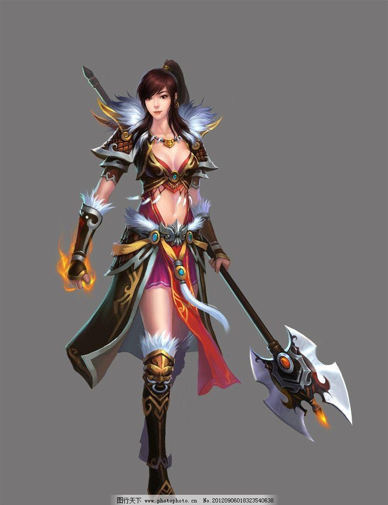 仙侠角色 美女 游戏原画 cg素材 动漫人物 设计 cg人物 仙侠 游戏美女
