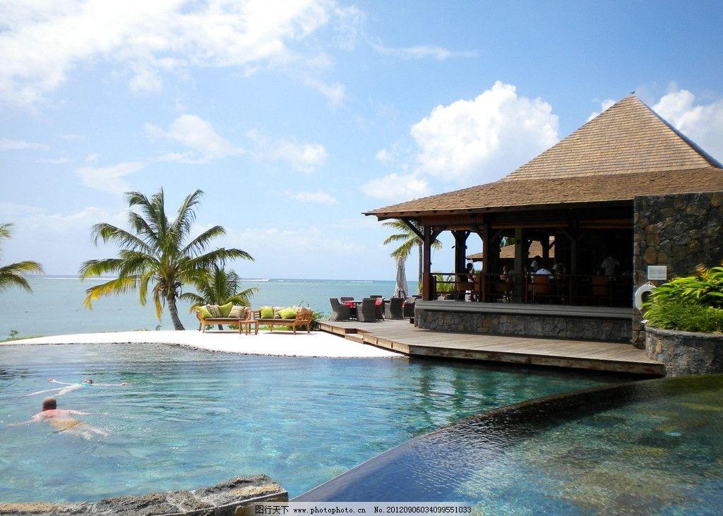马尔代夫水屋图片