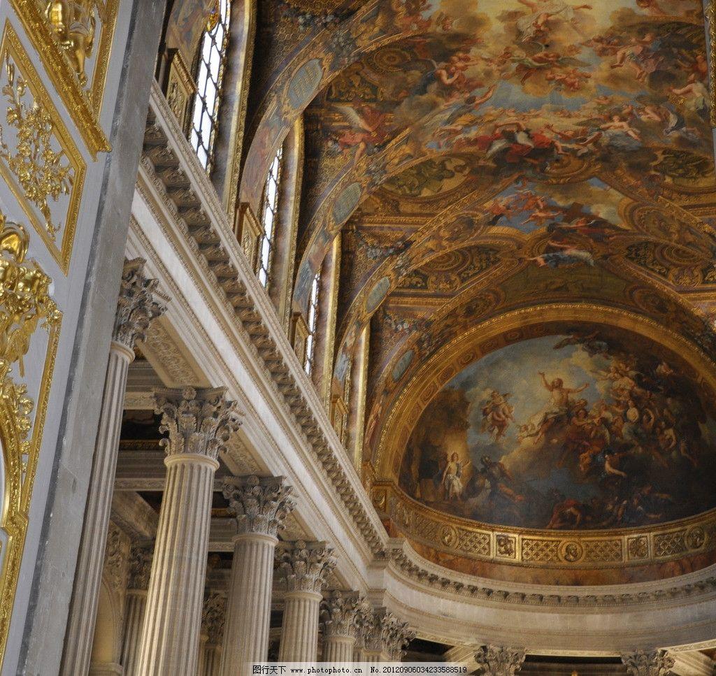 欧式宫殿图片