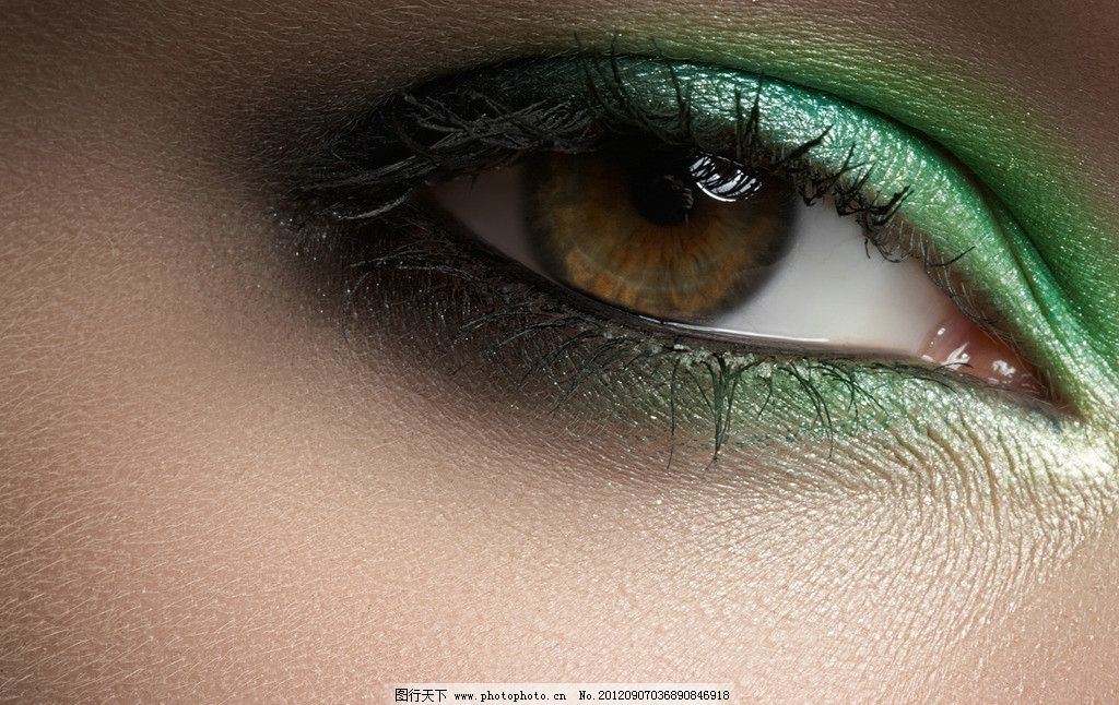 眼睛/眼影眼睛图片