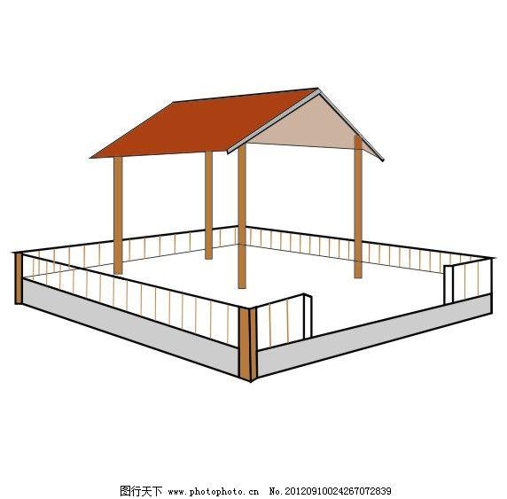 环艺手绘单体家具