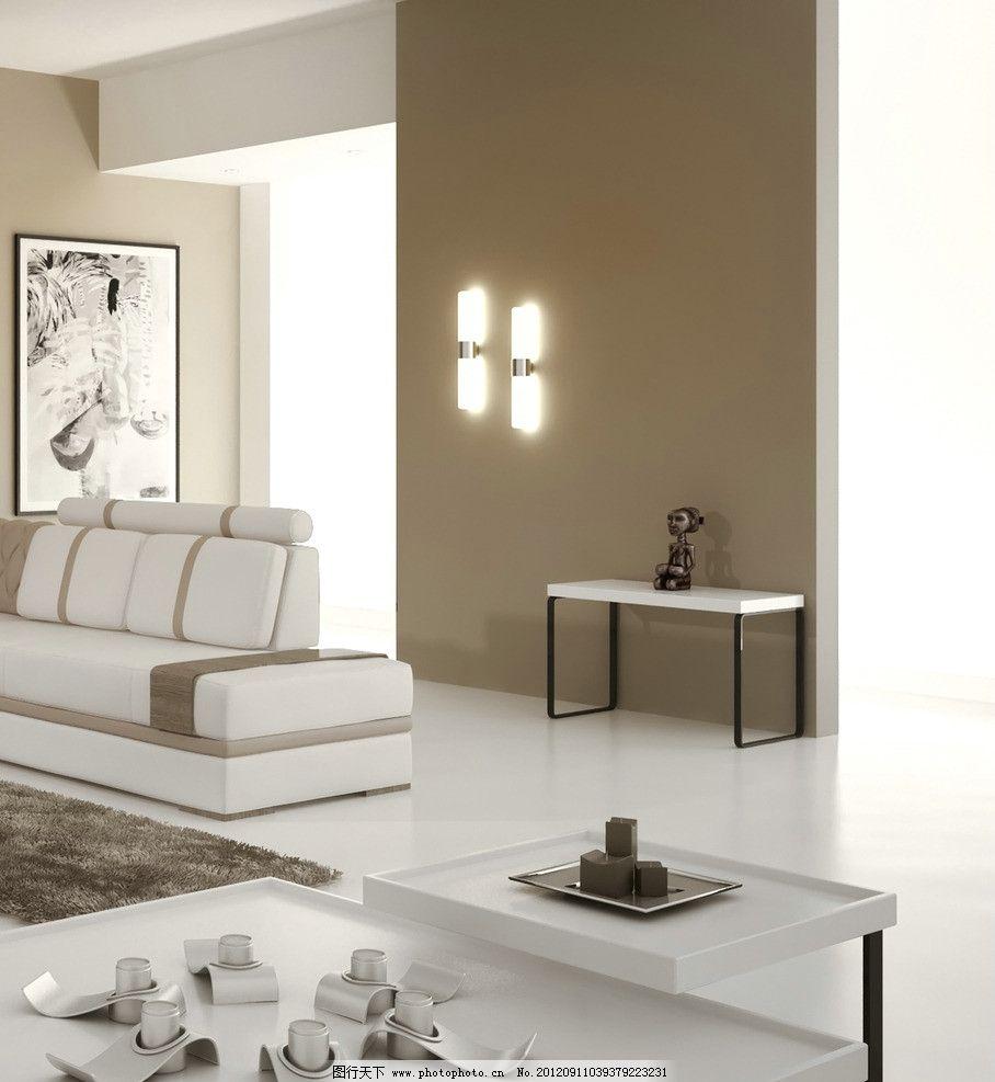 工艺品 简约 装饰品 摆设 样板房 软装 精装房 欧式茶几 茶具 茶杯