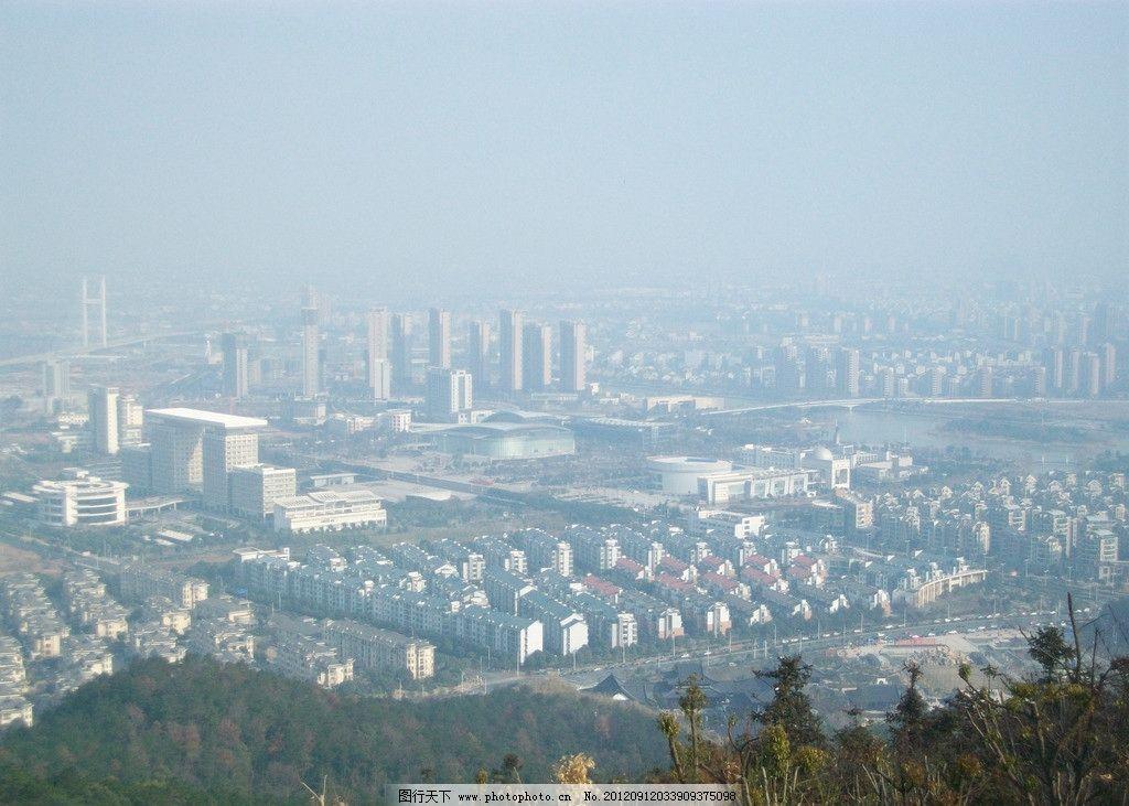 湖州城俯视图图片
