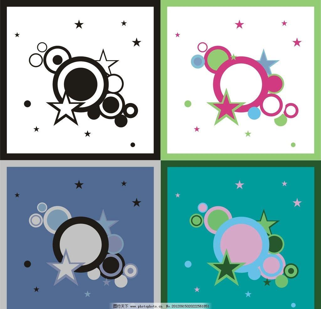 创意泡泡泥手工动物相框图片