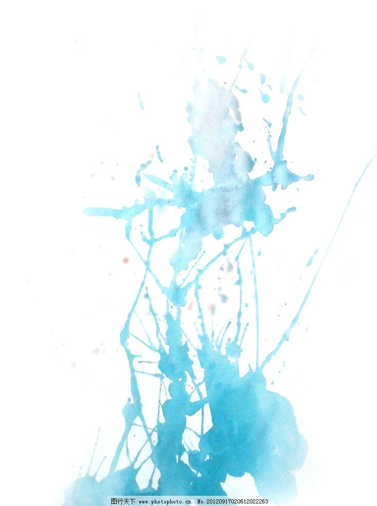 水彩柳树的画法步骤