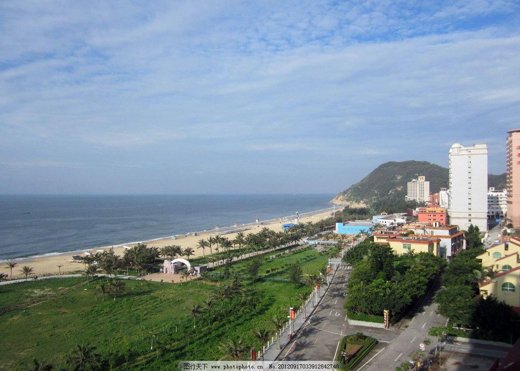 海陵岛风光 广东省阳江市 闸坡镇 大角湾 大海 海边 风景 海景