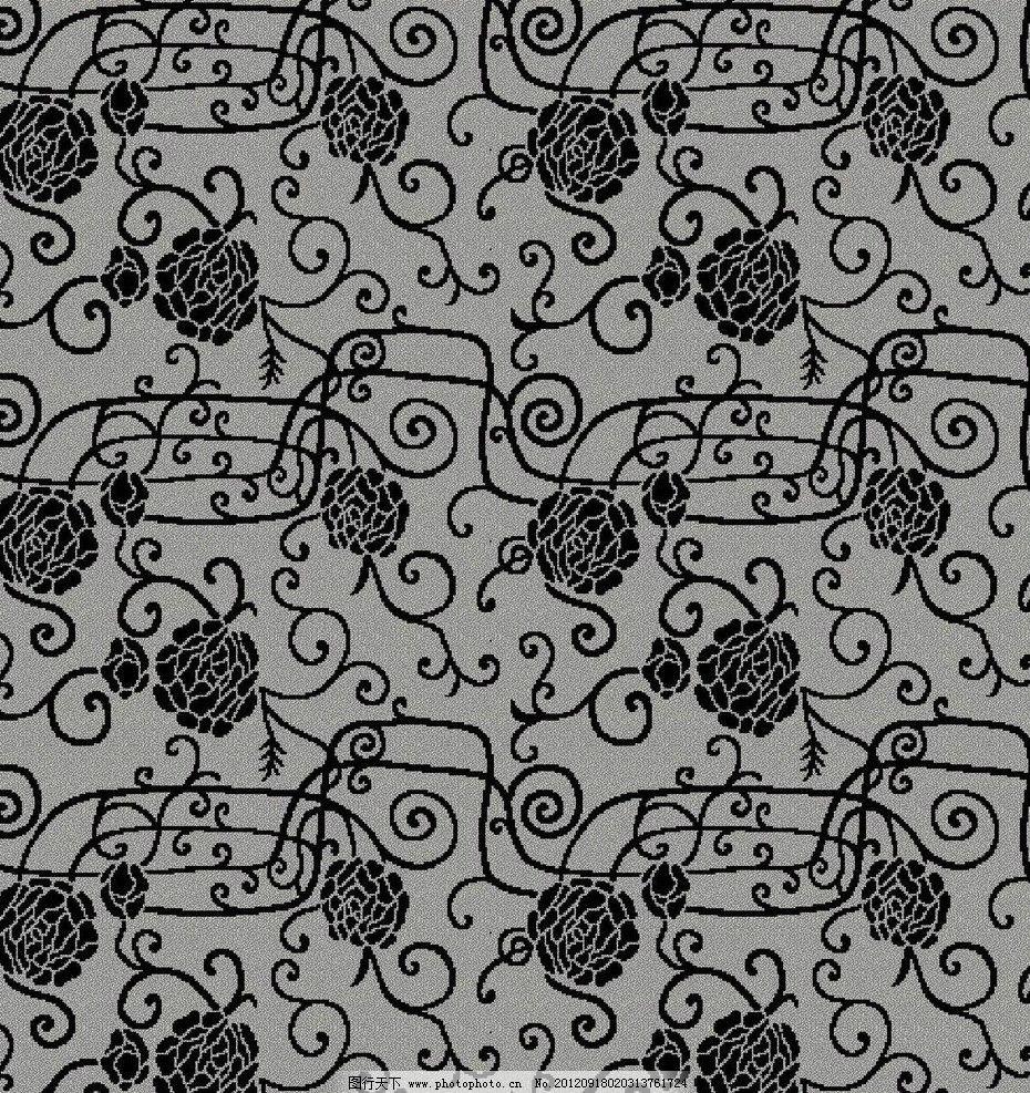 地毯 线条 花 欧式 花边花纹 底纹边框 设计 72dpi jpg