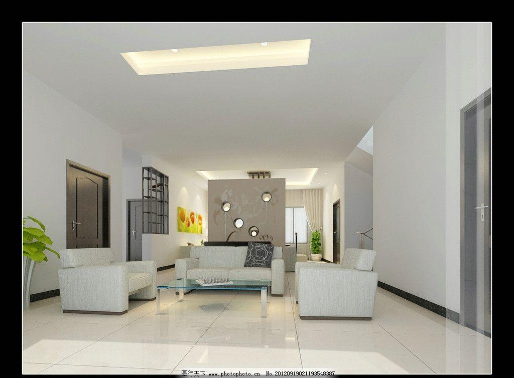 客厅效果图 大理石背景 木地板 沙发 欧式吊灯 富贵装修 时尚室内图片图片