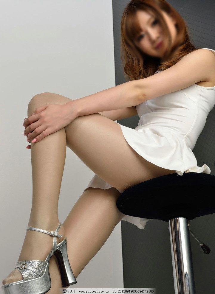 性感模特 性感美女 长发美女 服装 服饰 连衣裙 丝袜 袜子 美女 美腿