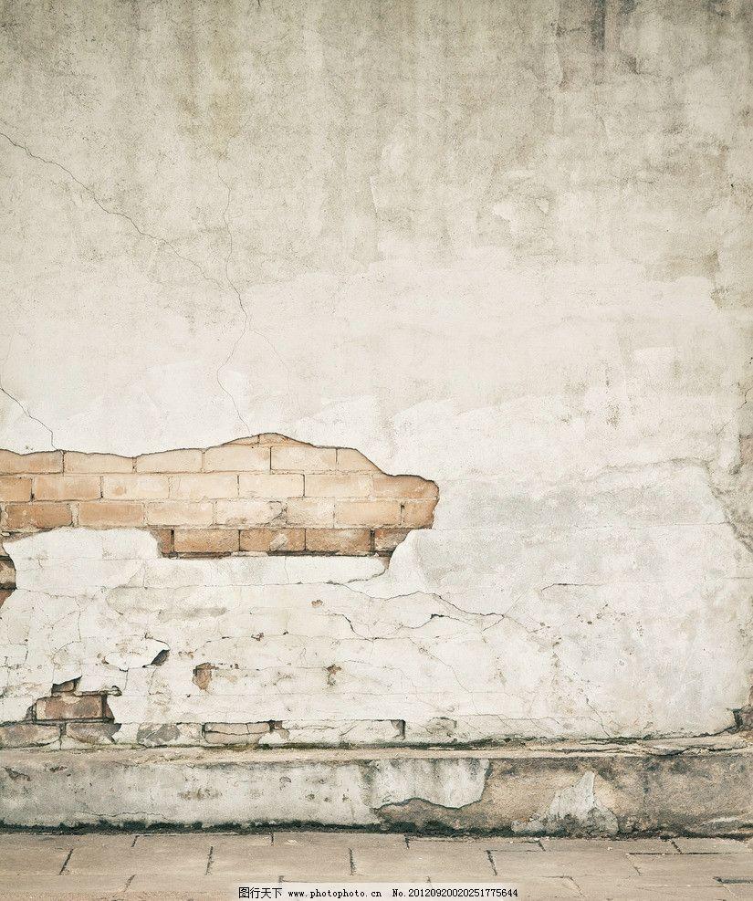 墙面背景图 墙 墙壁 脱落 朋克 破旧 背景底纹 底纹边框 设计 300dpi