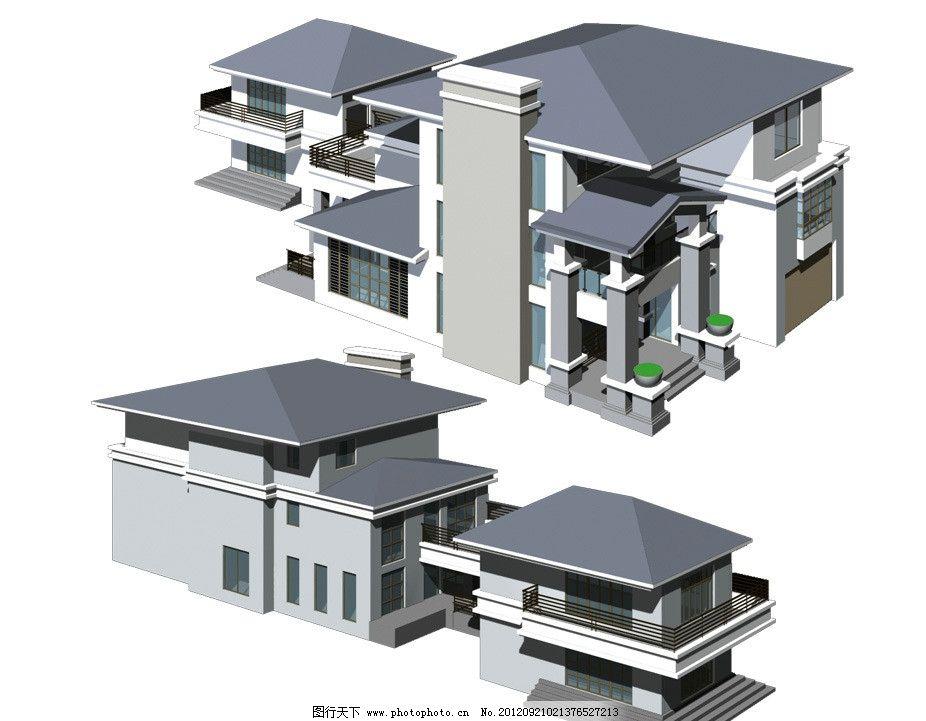 高档别墅屋顶设计