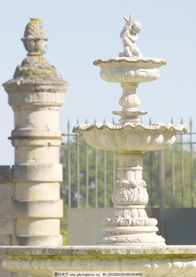 欧式雕塑图片