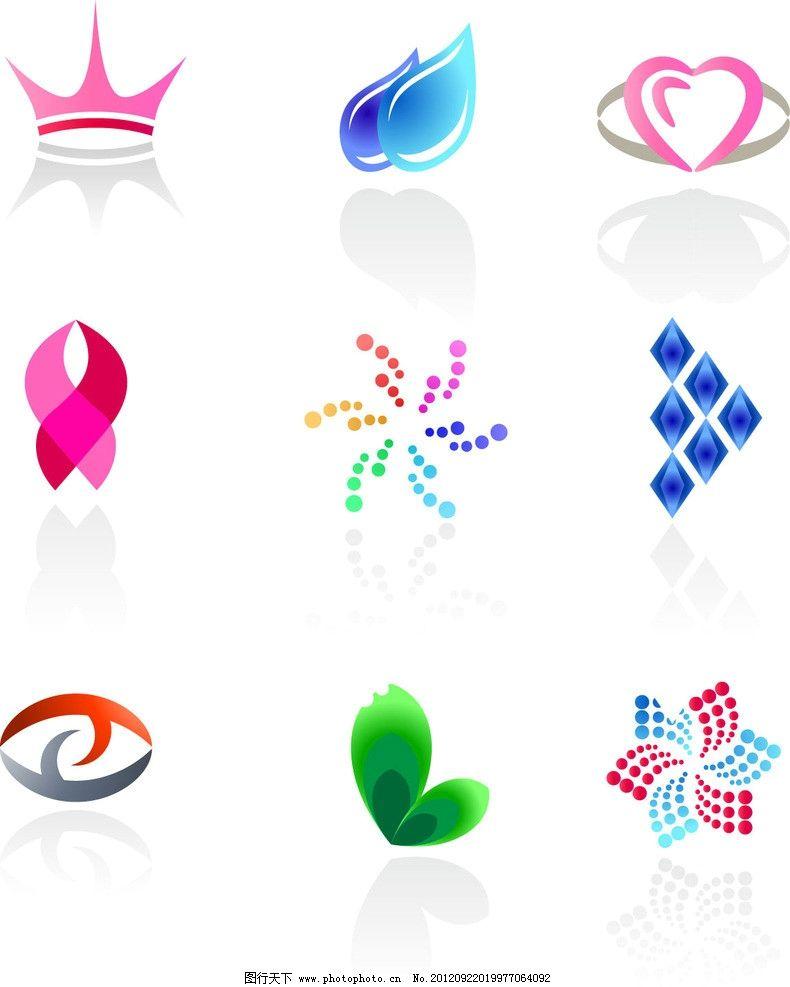 皇冠logo图片,企业标志 创意标志 广告设计 科技标识图片