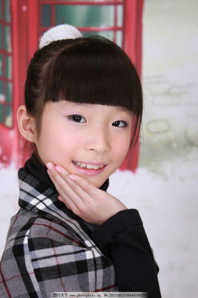 女孩图片,可爱小女孩 儿童服装摄影 儿童幼儿-图行