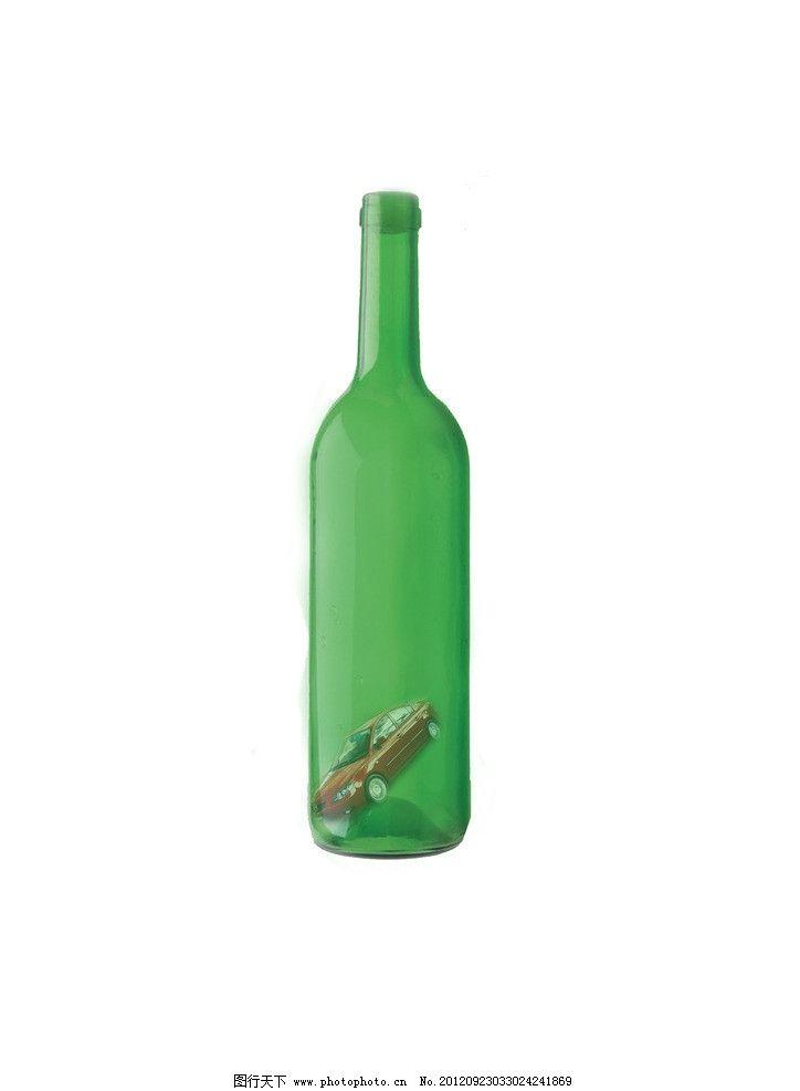 酒驾 酒瓶 汽车 禁止酒驾 源文件