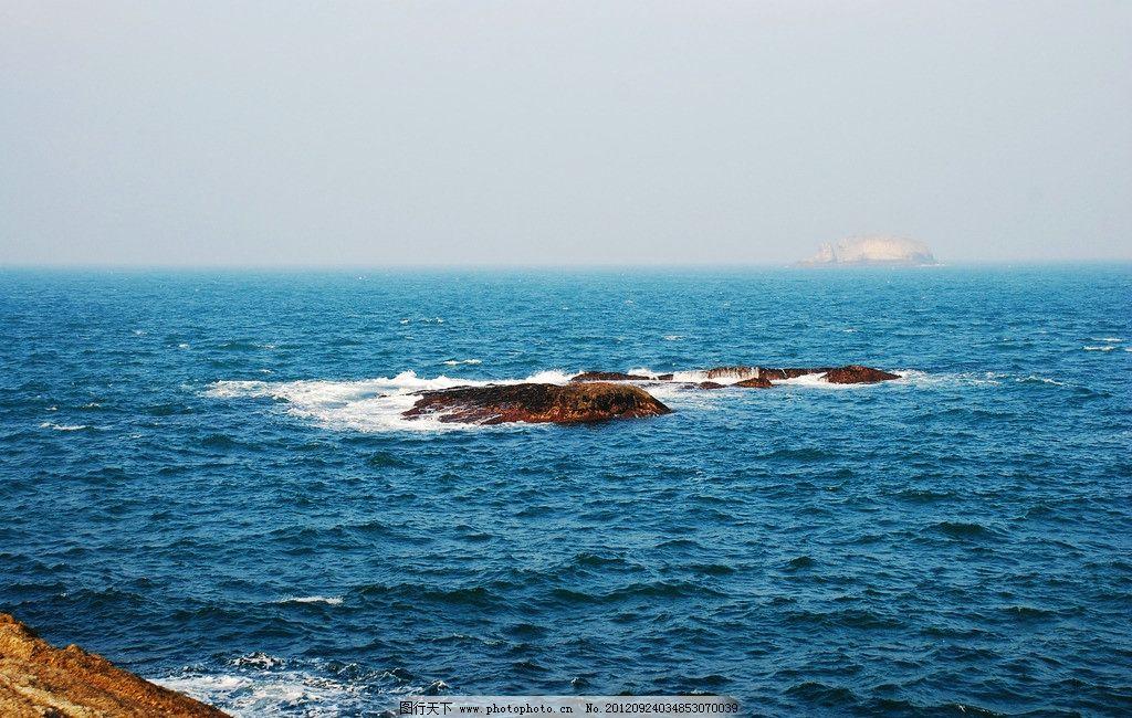 美丽渔山岛图片