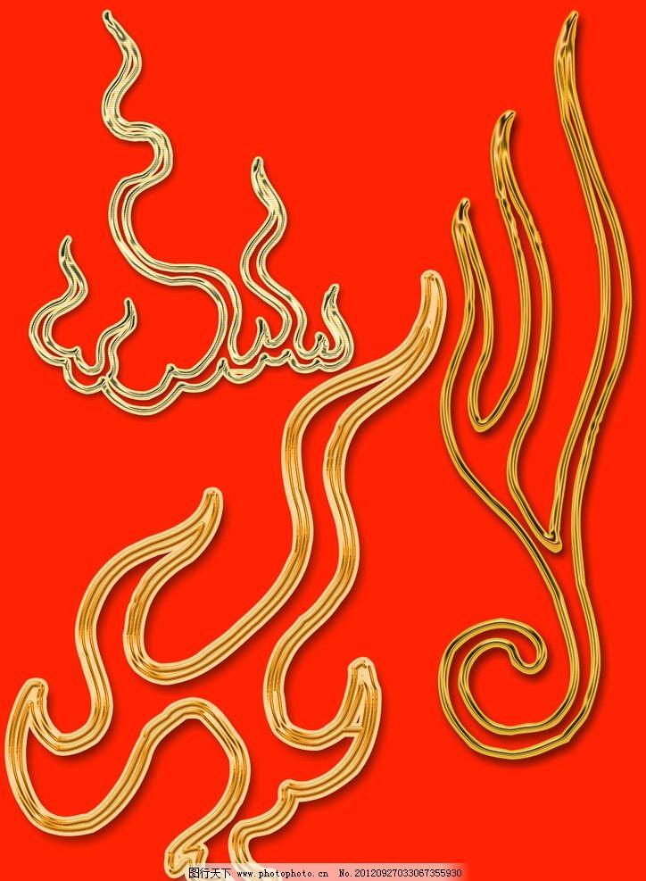 金属花纹 质感花纹 金色花纹 花纹素材 雕刻花纹 花纹屏风 欧式花纹